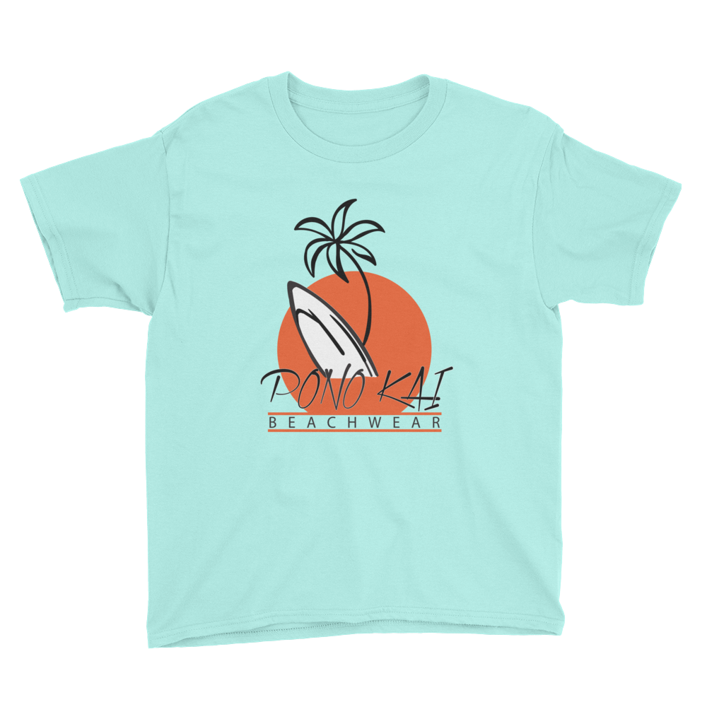 Pono Kai Surf2 Youth Short Sleeve T-Shirt
