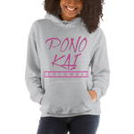 Pono Kai PNK Logo Square Heavy Hooded Sweatshirt (S - 5XL)