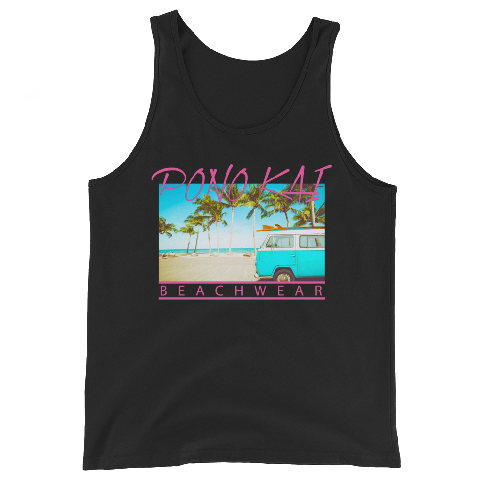 Pono Kai Beach Bug Unisex Tank Top