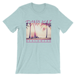 Pono Kai Beachin' PNK Short-Sleeve Unisex T-Shirt (in light colors)