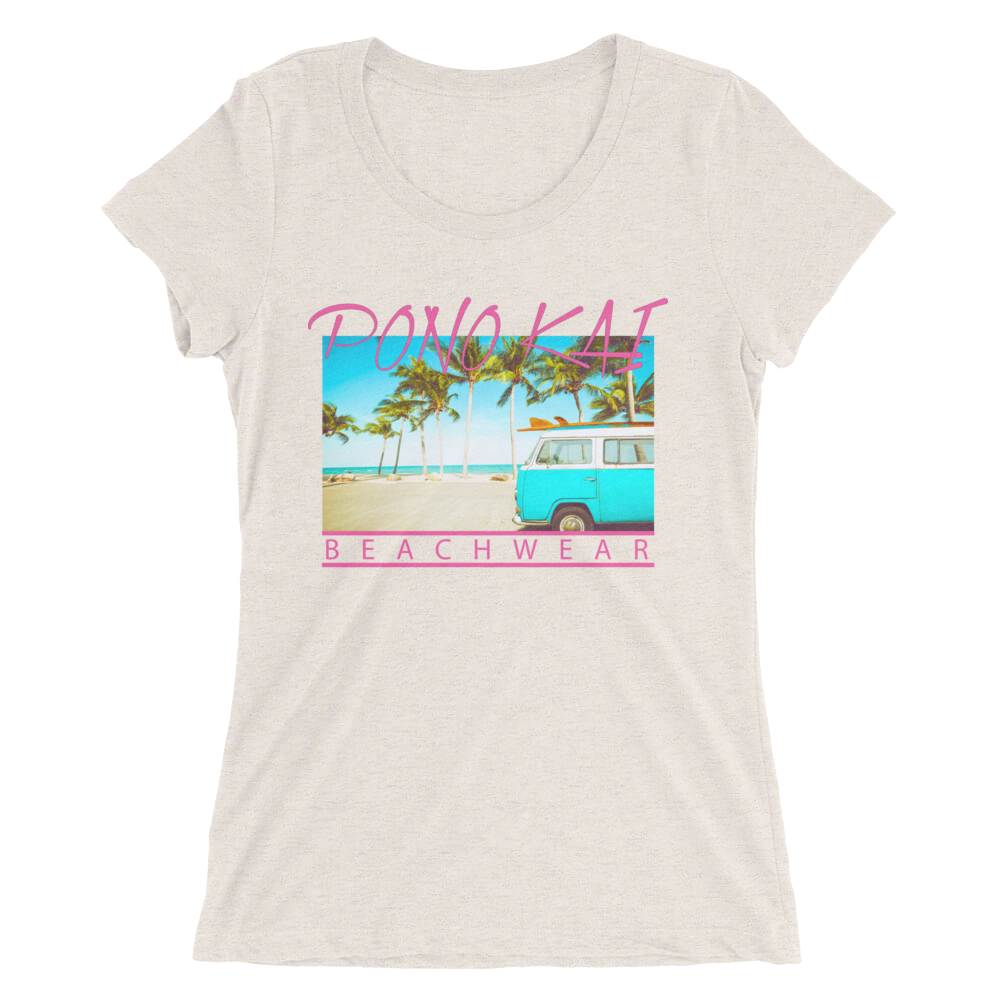 Pono Kai Beach Bug Women's T-shirt