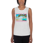Pono Kai Beach Bug Women's Muscle Tank