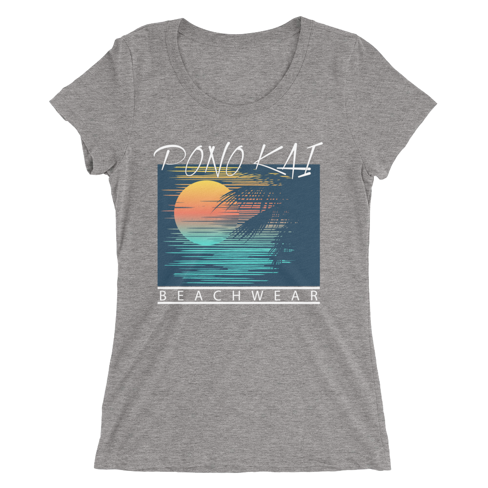 Pono Kai Sun-O Women's short sleeve t-shirt