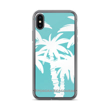 Pono Kai Blue Palms iPhone Case