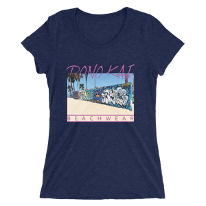 Pono Kai Venice Women's short sleeve T-shirt