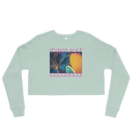 Pono Kai Boards Crop Sweatshirt