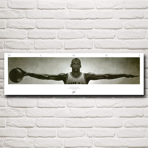 Michael Jordan Wings Wallpaper
