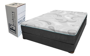 Memory Bio Gel Foam Mattress - Breeze