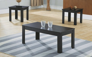 Coffee Table Set - 3 pc - Espresso
