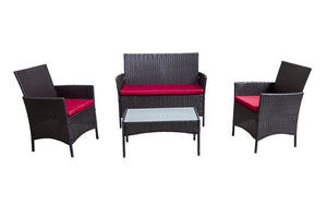 Outdoor Seating Set - 4 pc