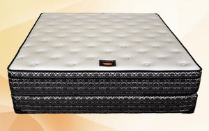 Orthopedic Premium Foam Euro Top Mattress
