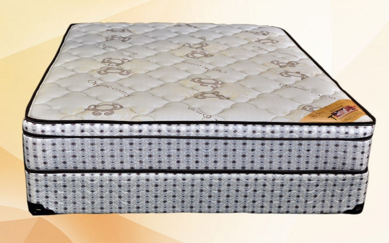 Orthopedic Euro Top Mattress - Rest-O-Pedic