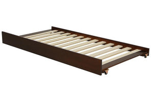 Trundle Bed - Espresso | White