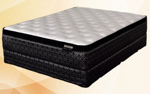Orthopedic Euro Top Mattress - Velvet Rose