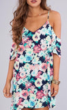 Heart Breaker Floral Dress