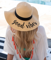 Redondo Good Vibes Floppy Sun Hat