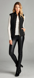 Night Out Puffer Vest