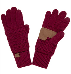 Winter Is Here CC Gloves