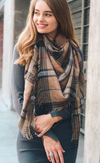 Forever Yours Frayed Scarf
