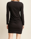 Only The Best Long Sleeve T-Shirt Dress