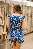 Romp Through The Garden Romper