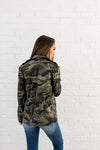 You Can Do Anything Camo Jacket