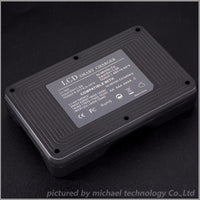 KGG LCD Display USB Rapid Intelligent Charger