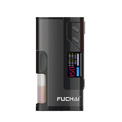 Original 150W Fuchai Squonk 213 VW MOD with 0.96 Inch TFT Color Screen