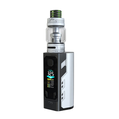 Original 324W IJOY Captain X3 20700 TC Kit with Captain X3 Tank 8ml Starter Kit