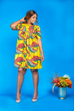 Load image into Gallery viewer, The Lami African print dress - Afrothrone