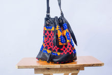 Load image into Gallery viewer, The Eby African print, Ankara handbag - Afrothrone