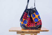 The Eby African print, Ankara handbag - Afrothrone