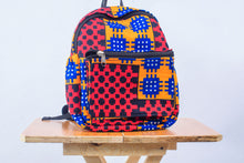 Load image into Gallery viewer, The Kenyan Unisex Backpack Bag - Afrothrone