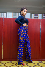 Load image into Gallery viewer, Salmuna African print trouser wrap - Afrothrone