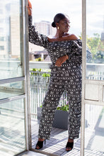 Load image into Gallery viewer, Noma African print jumpsuit