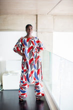 Load image into Gallery viewer, African print Latricia Multifunctional Dress/top