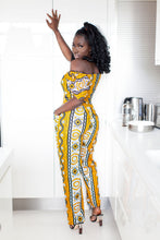 Load image into Gallery viewer, African print Gemiah Pants Trouser