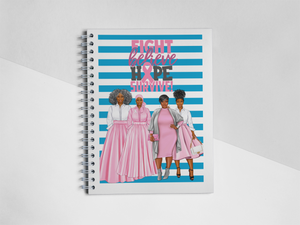 Cancer Patient Gift Notebook / Journal