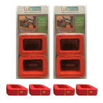 Mini LulaBloc- 2 Set Combo Pack- For Recessed Buckles - Lulakidsbrand.com