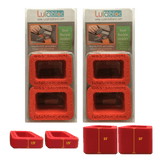 LulaBloc- 2 Set Combo Pack- 1 Mini Set- 1 Regular Set - Lulakidsbrand.com