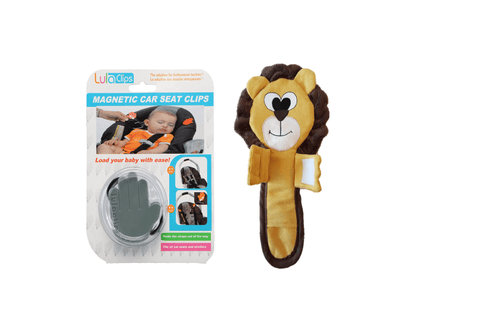 LulaClips & BuckleAway Combo Pack - Lulakidsbrand.com
