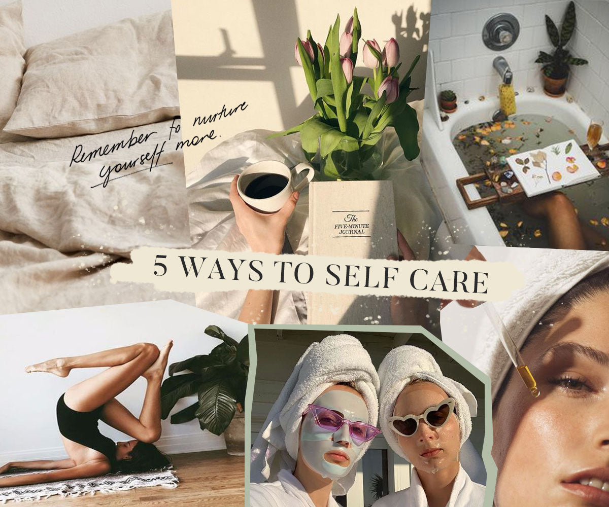 5 ways to self care