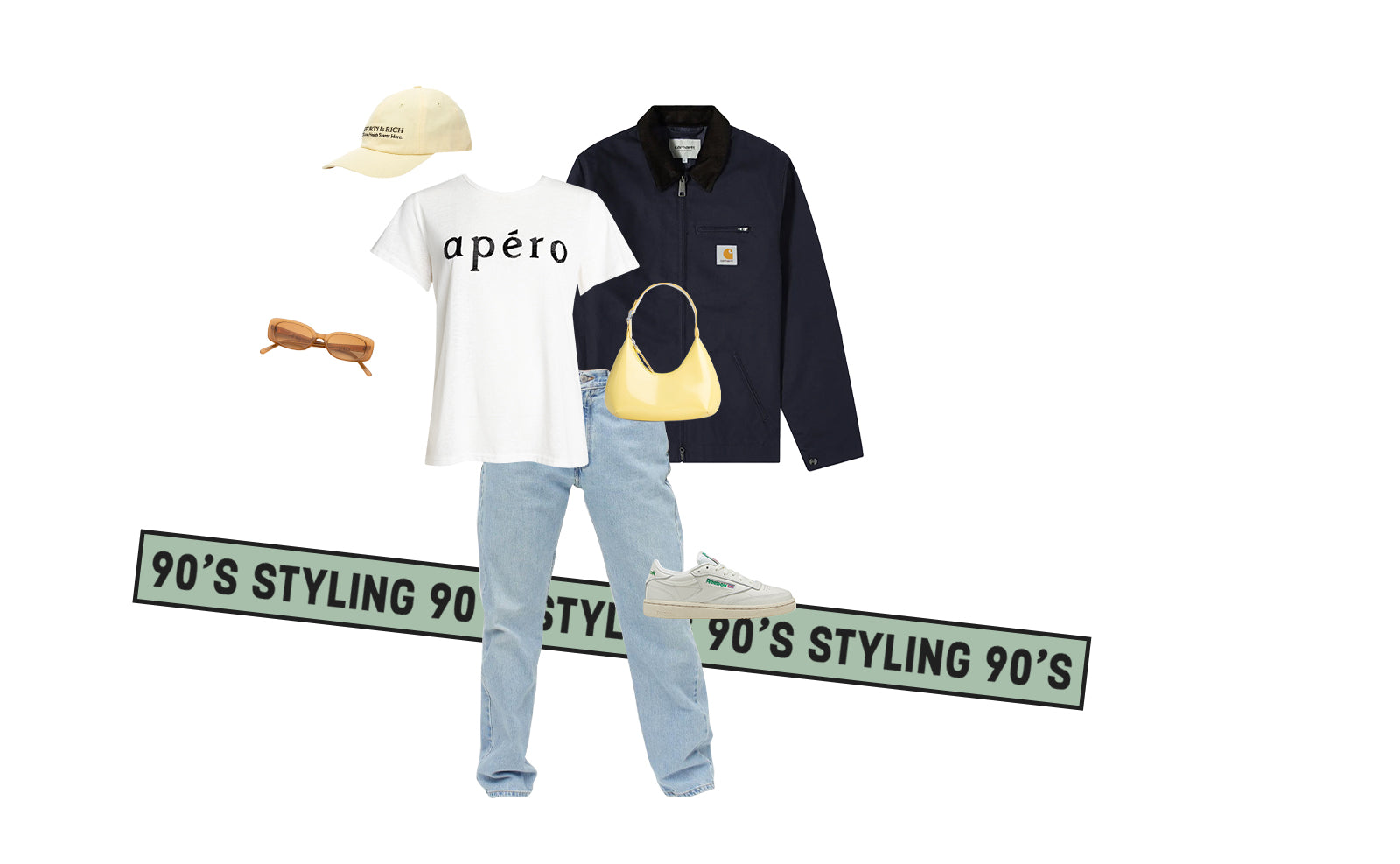 90s Styling