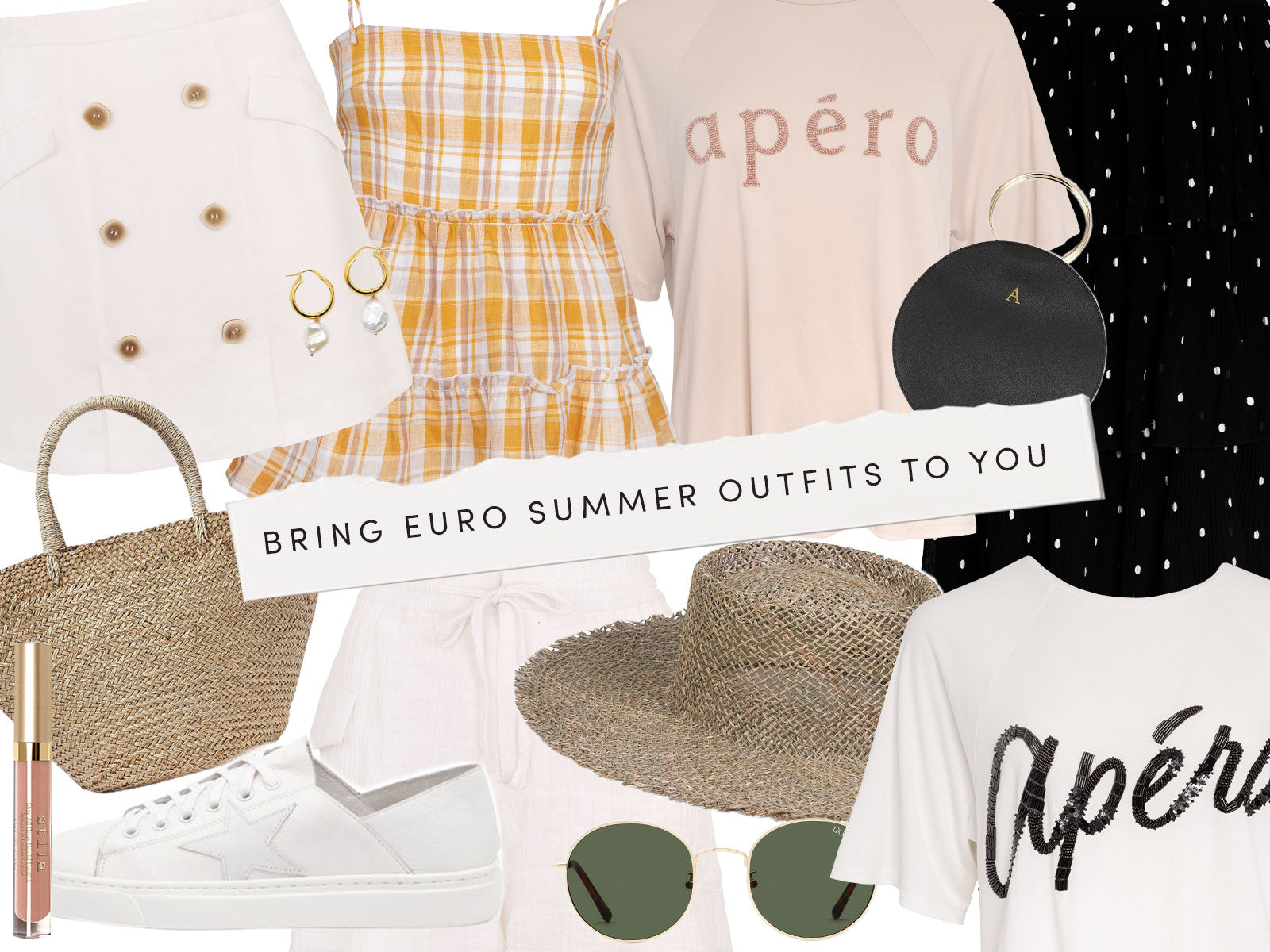 Euro Summer Outfits