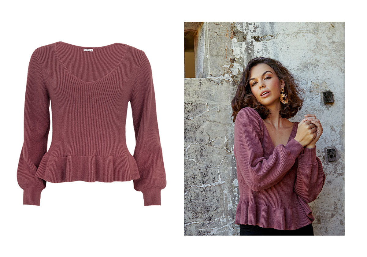 True Beauty Knit Jumper