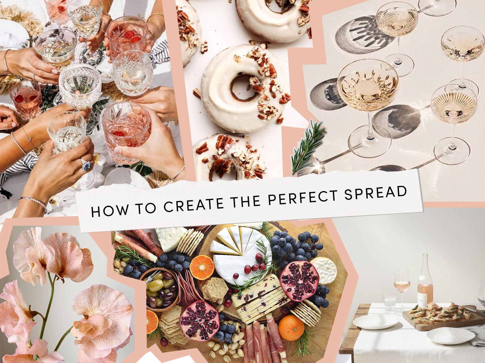 How to create an aperitif spread