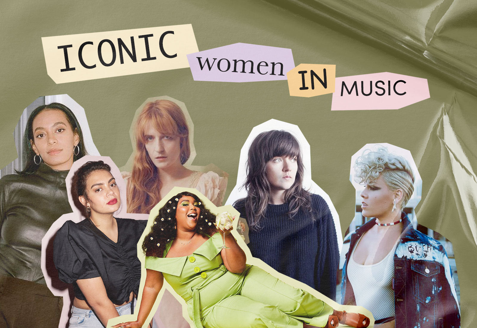 Iconic Women In Music