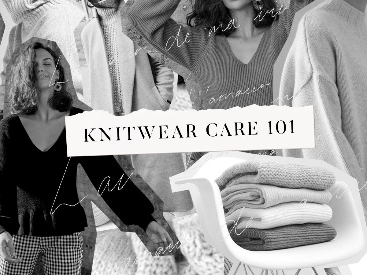 Caring For Knit Jumpers