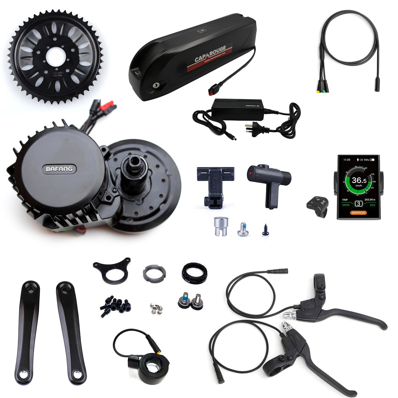 Bicycle Conversion Kits