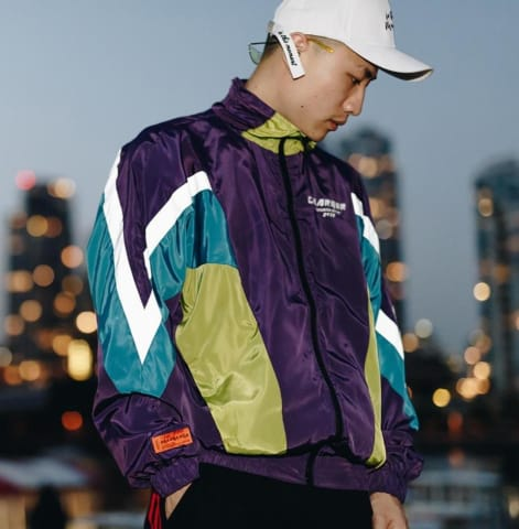 CHARGER™ Superior Show Reflective Windbreaker